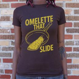 Omelette That Slide