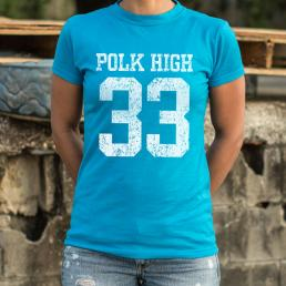 Polk High Number 33