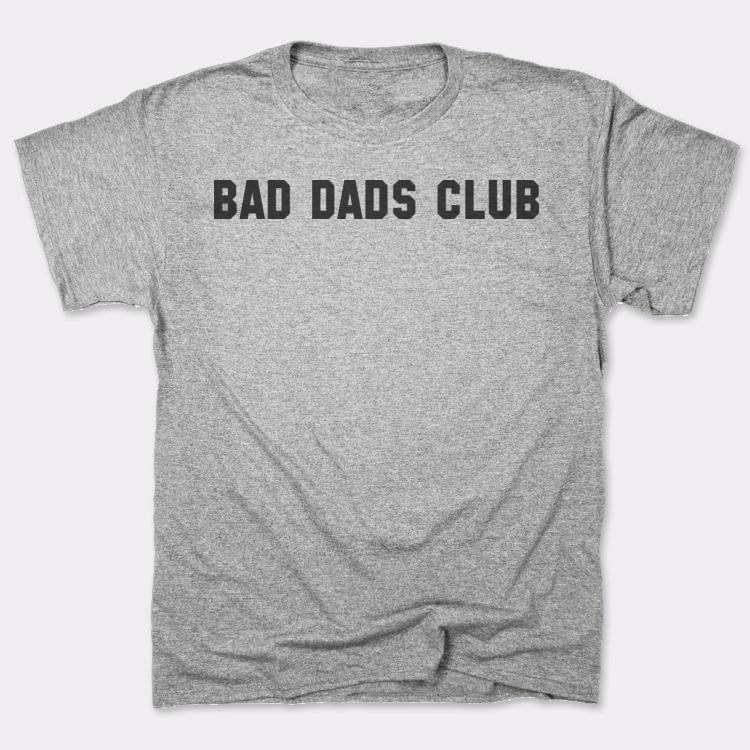Bad dads club