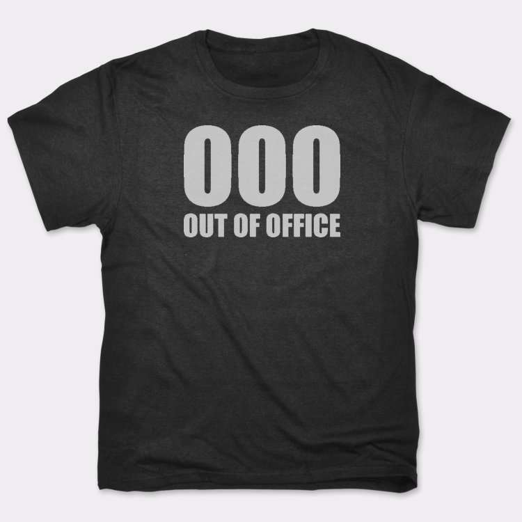 OOO: Out Of Office