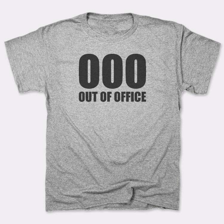 OOO Out Of Office