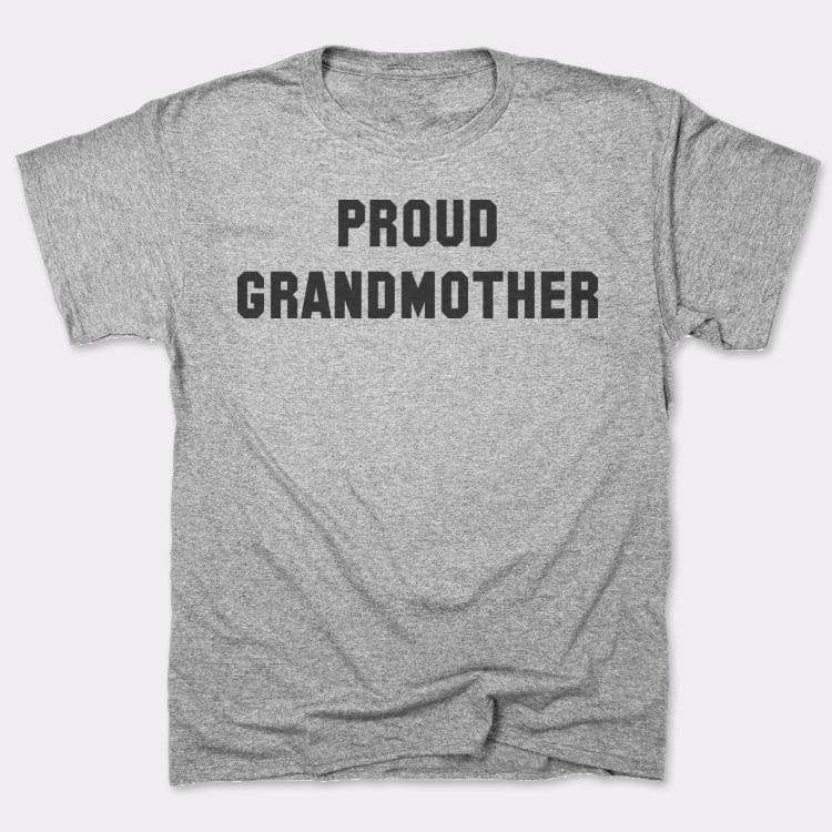 Proud grandmother